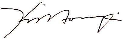 Hongwei Xin signature