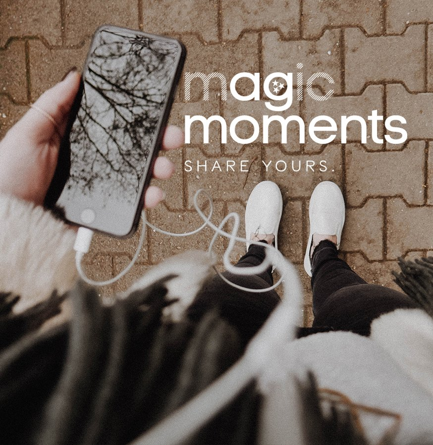 Magic Moments Podcast
