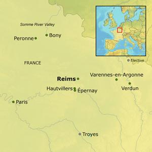 UTAA Online Community - France\'s Champagne Region